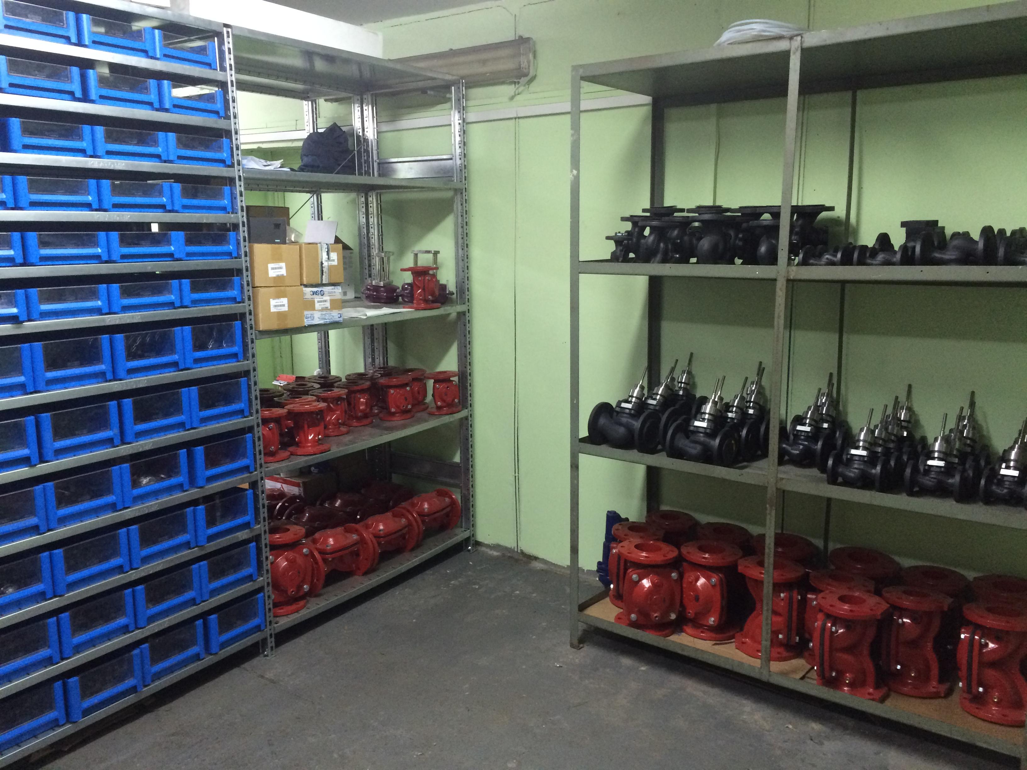 Производственный склад